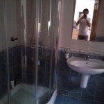 Salle de bain chambre david